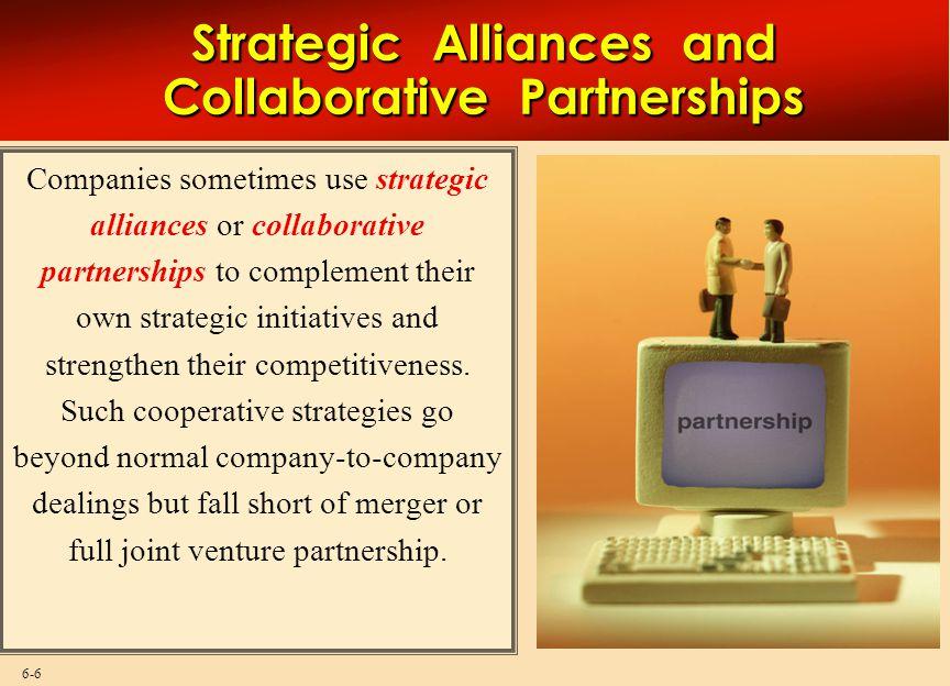 Strategic Alliances and Collaborative Partnerships