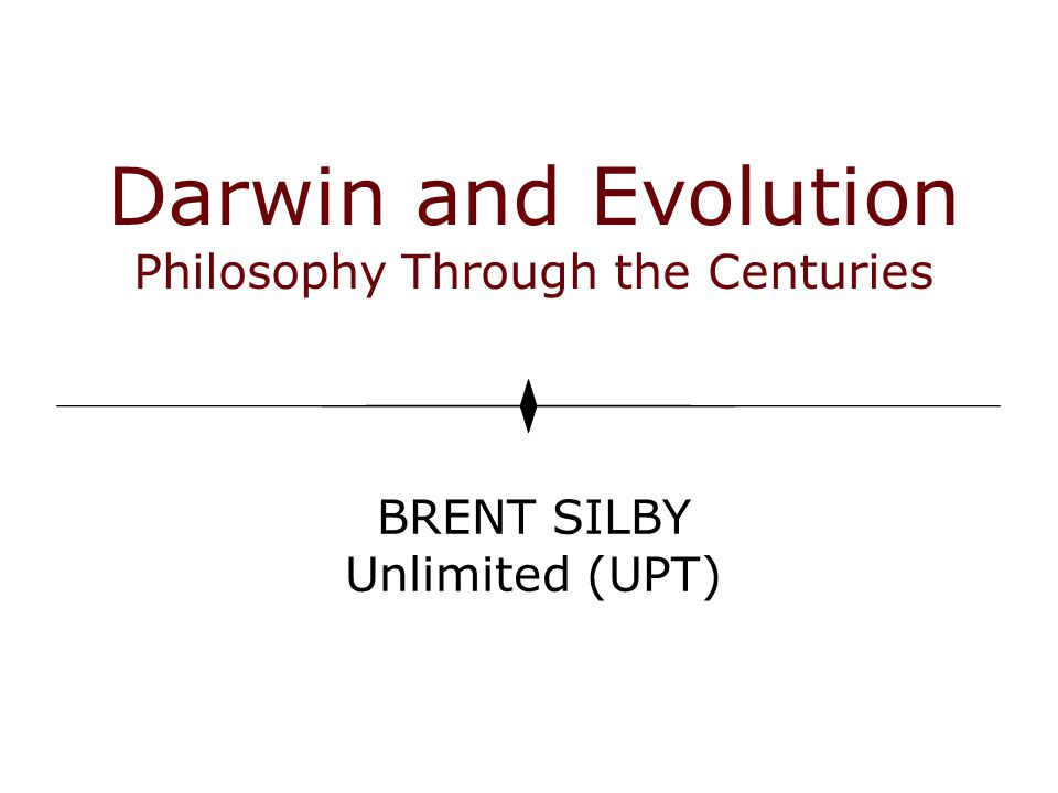 Philosophy Through the Centuries