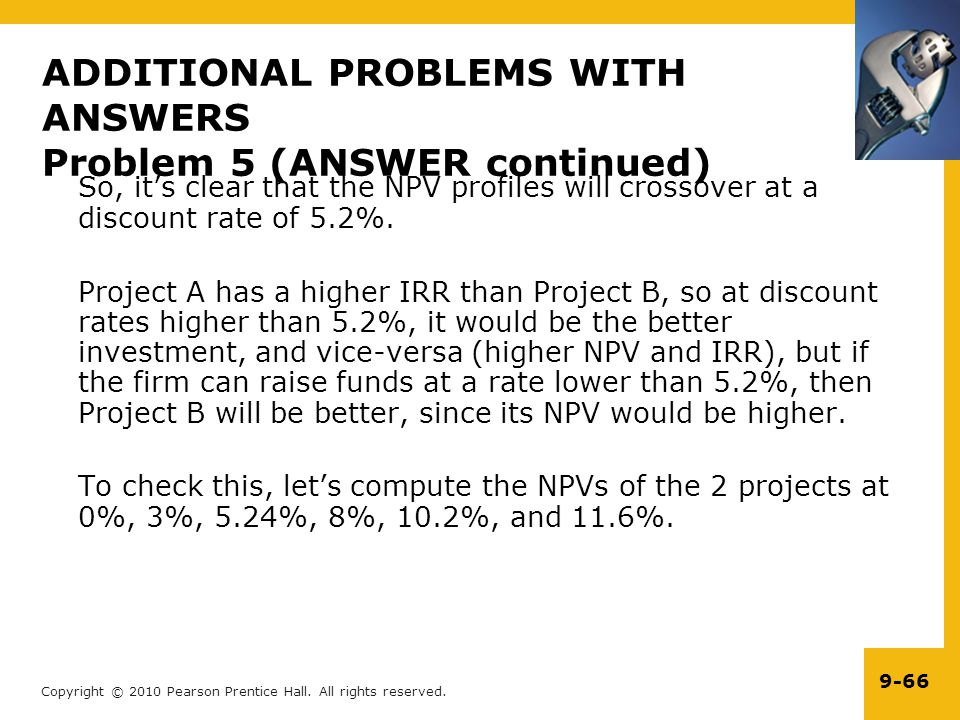 ADDITIONAL PROBLEMS WITH ANSWERS Problem 5 (ANSWER continued)