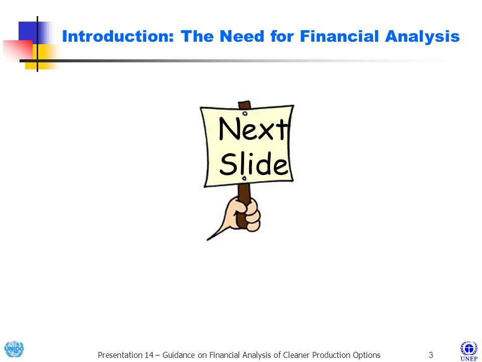 Introduction: The Need for Financial Analysis