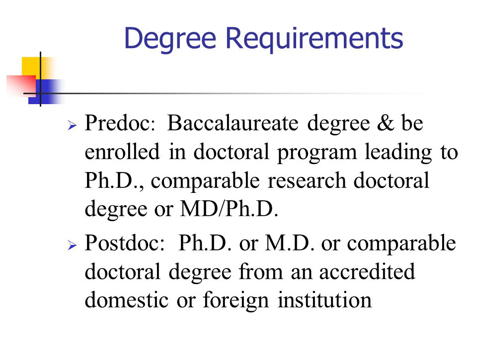 10/27/2002 Degree Requirements.