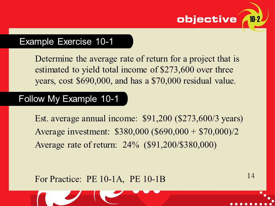 Est. average annual income: $91,200 ($273,600/3 years)