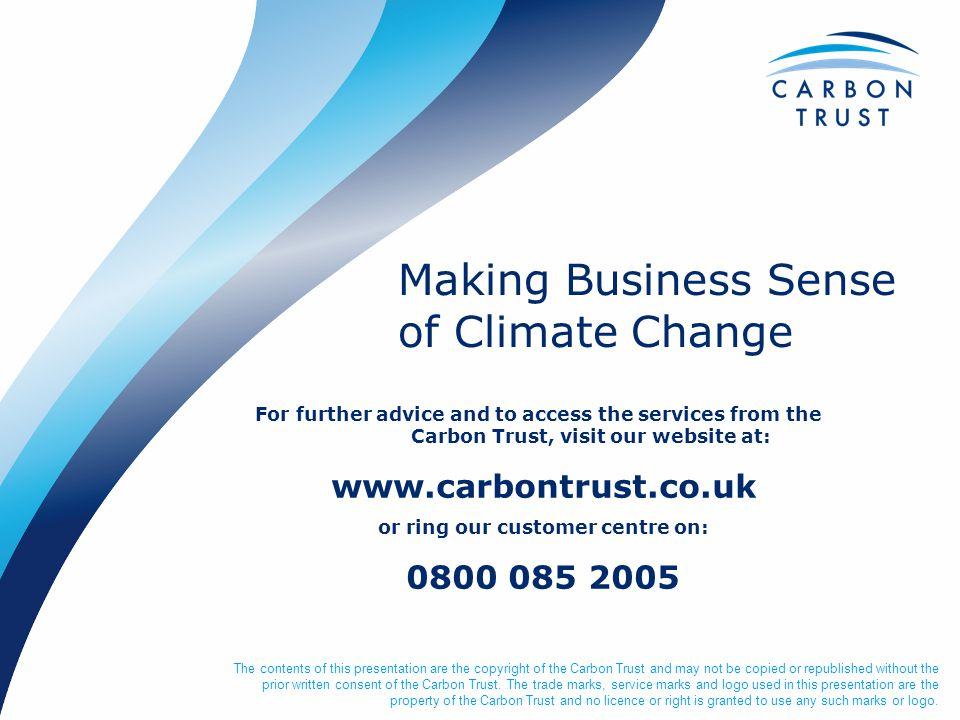 Making Business Sense of Climate Change