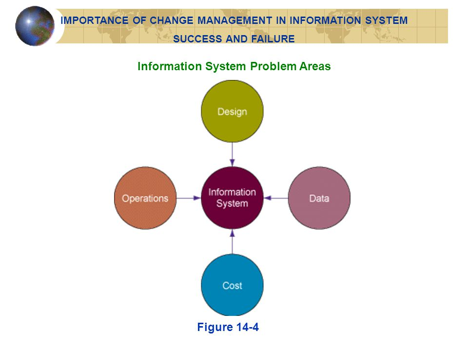 Information System Problem Areas
