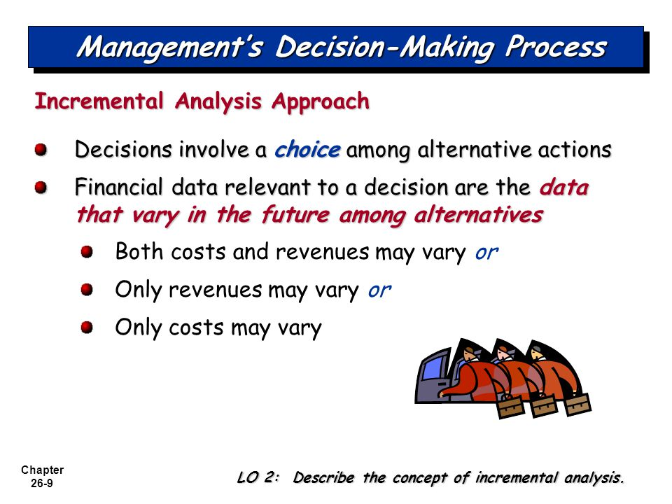 market analysts approach decision making process The open decision-making approach includes elements that  (analysis paralysis), but  the manager's primary job is to create an open decision-making process.