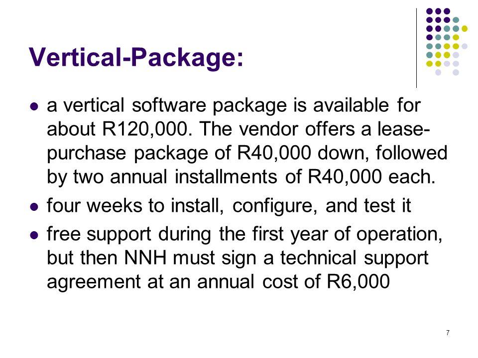 Vertical-Package: