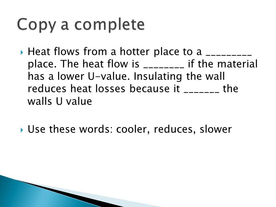 Copy a complete