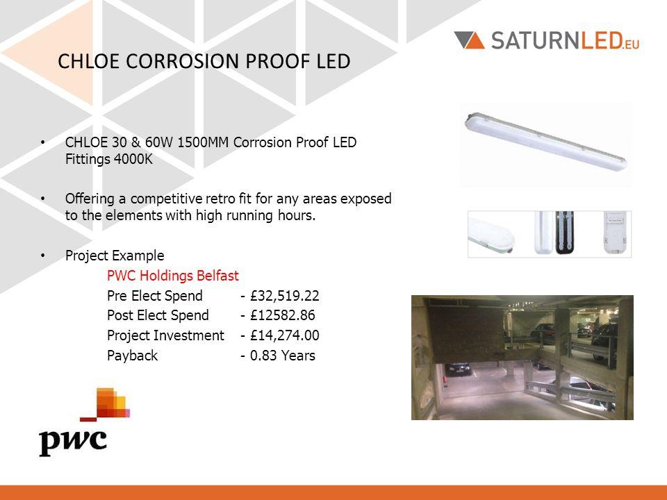 CHLOE CORROSION PROOF LED