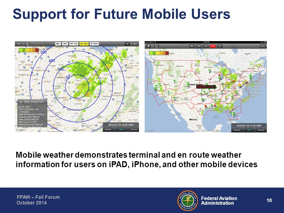 Support for Future Mobile Users