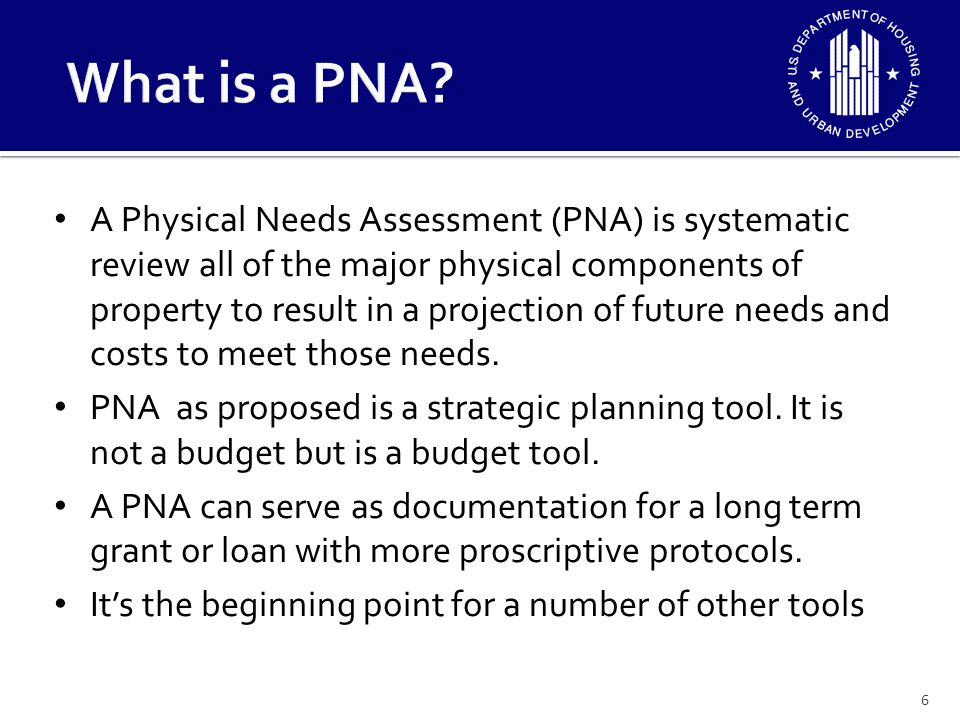 What is a PNA