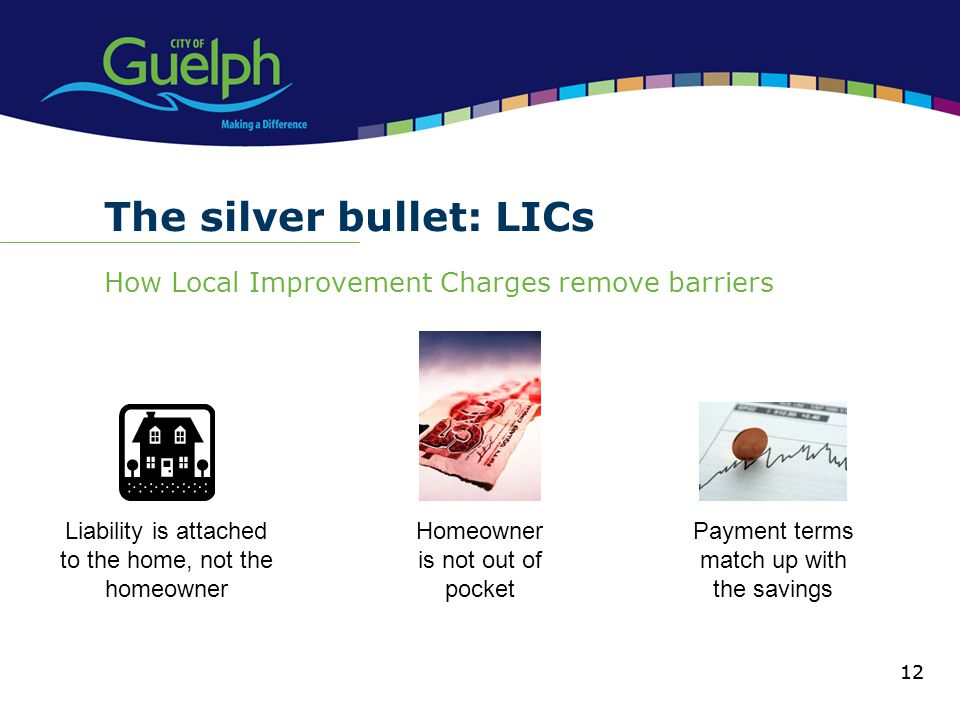 The silver bullet: LICs