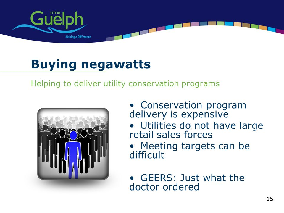Buying negawatts Conservation program delivery is expensive