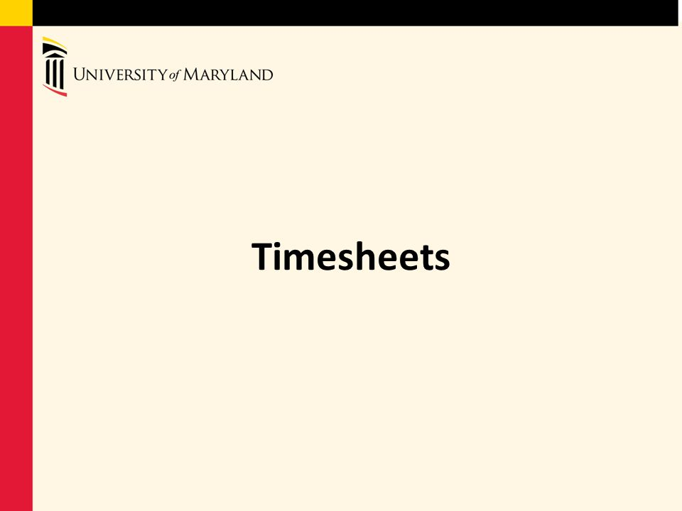 Timesheets State Job Title will be shown