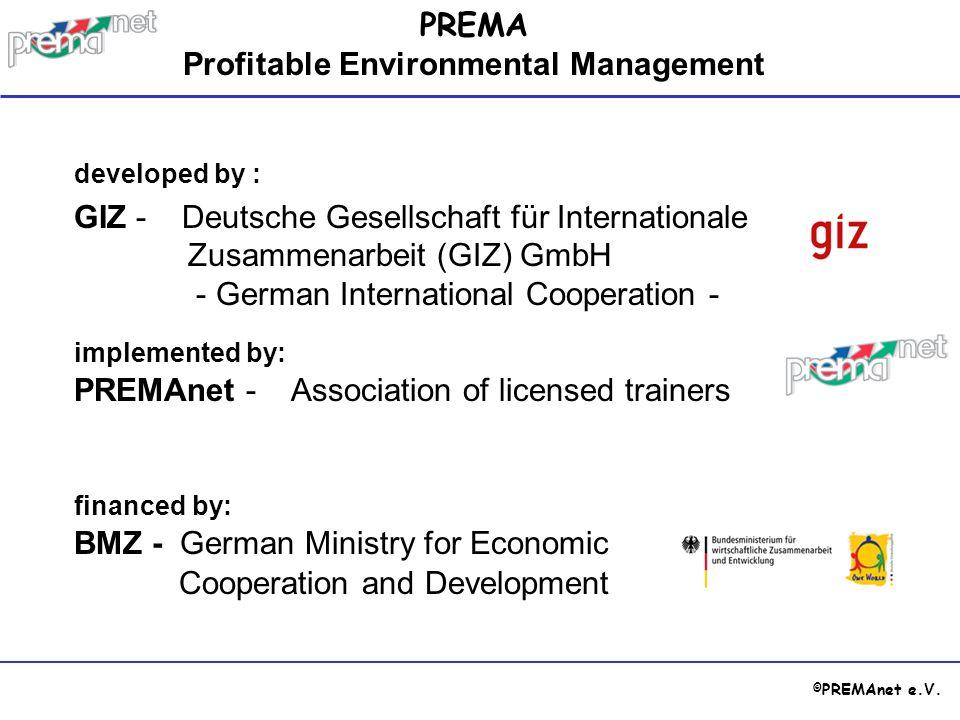 PREMA Profitable Environmental Management