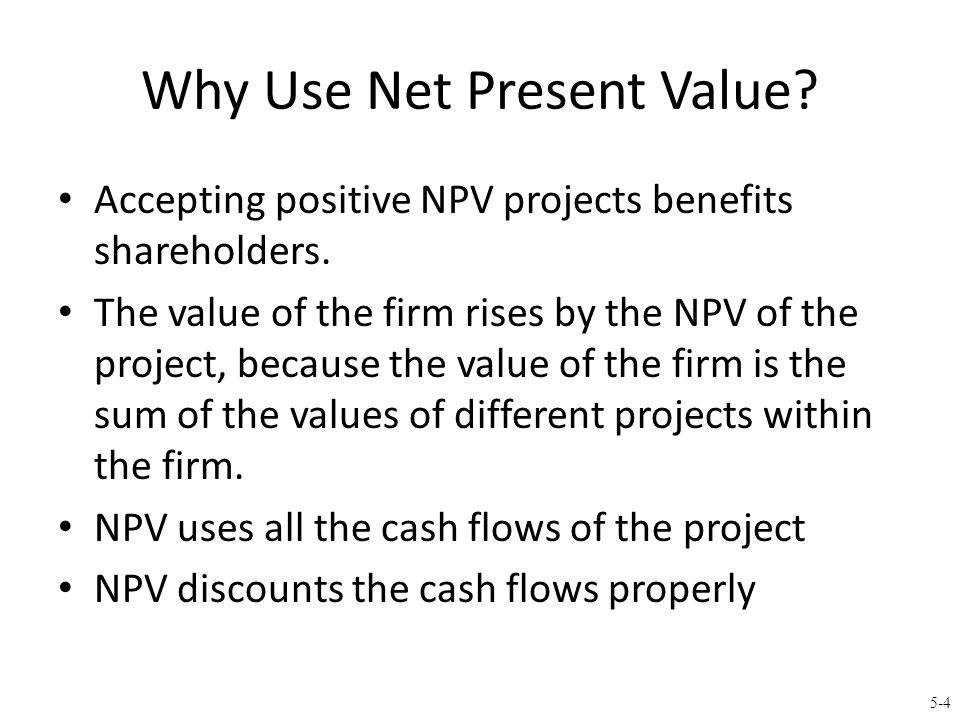 Calculating NPV with Financial Calculator