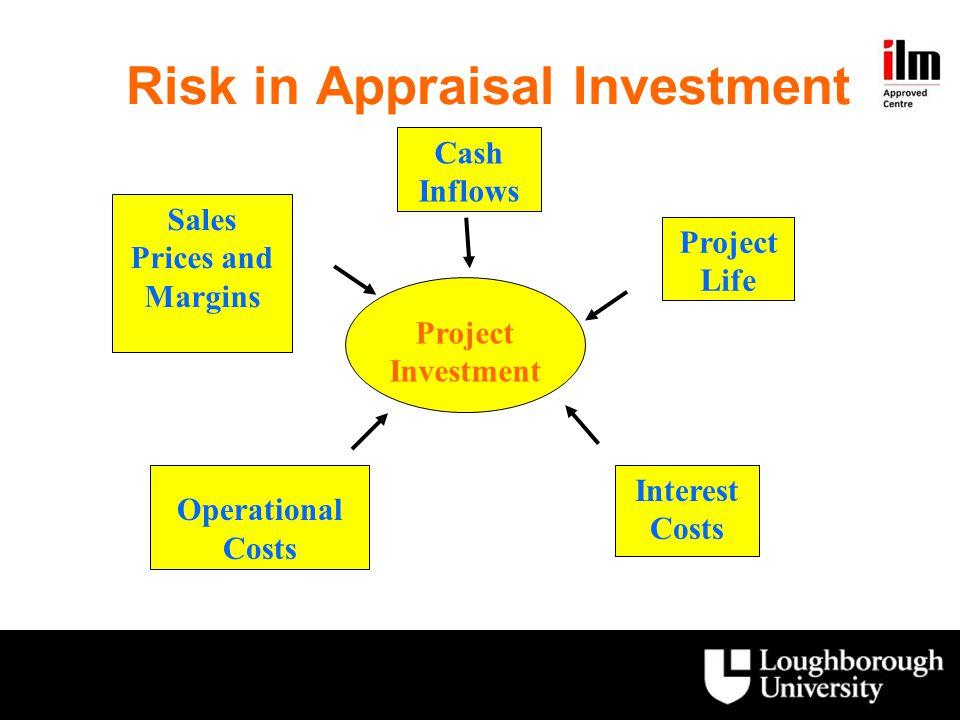 Risk in Appraisal Investment