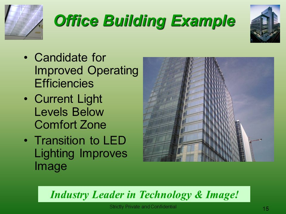 Office Building Example