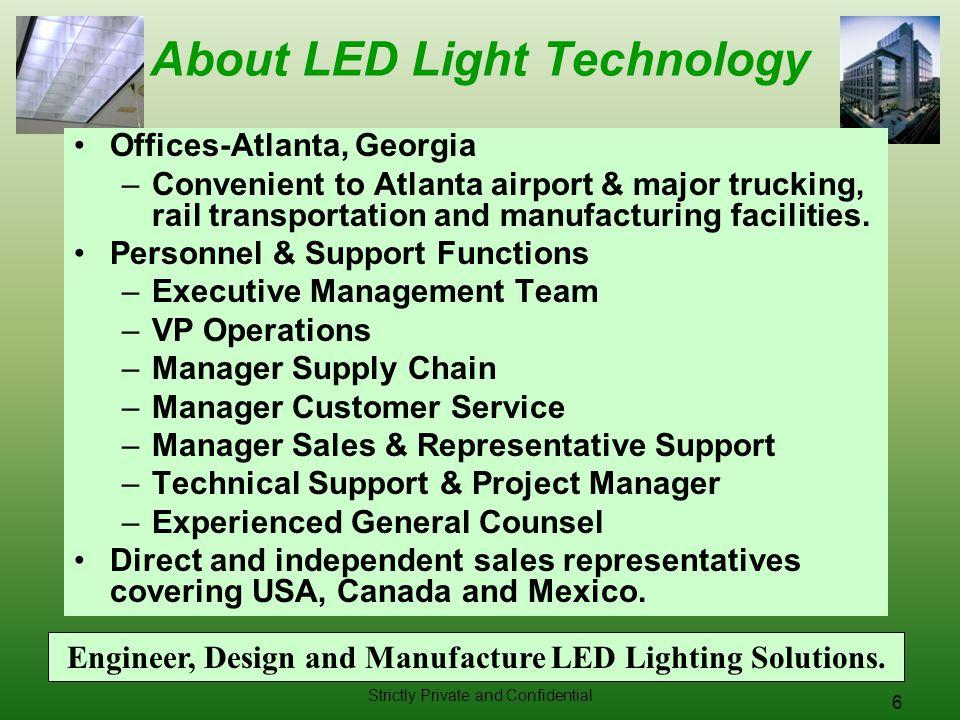 About LED Light Technology