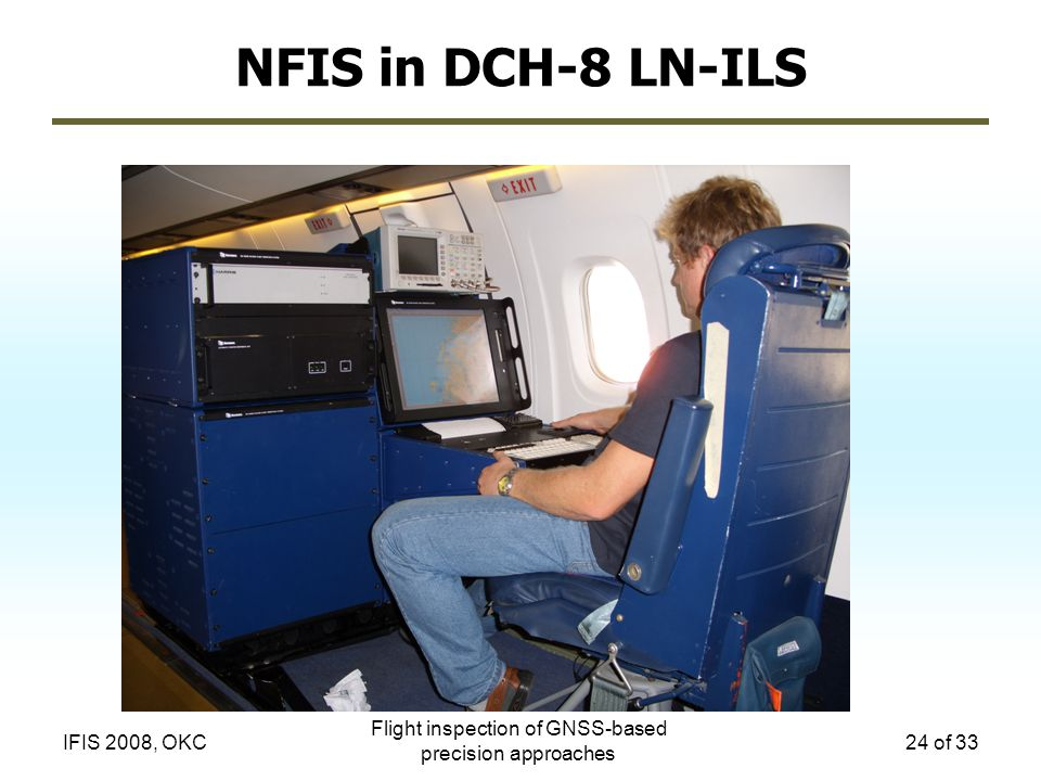 Flight inspection of GNSS-based precision approaches