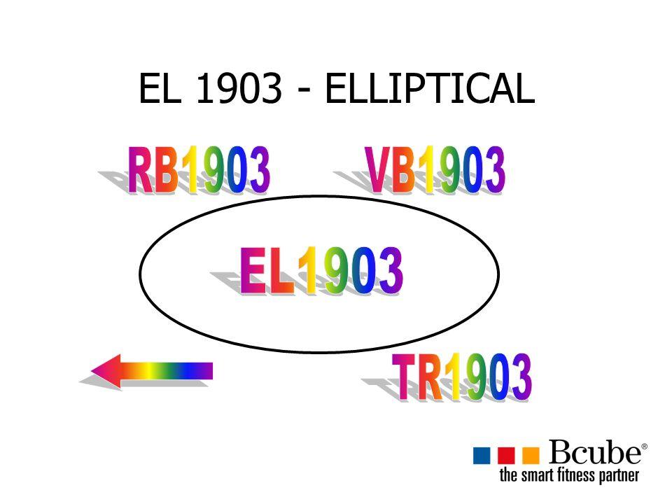 EL 1903 - ELLIPTICAL RB1903 VB1903 EL1903 TR1903