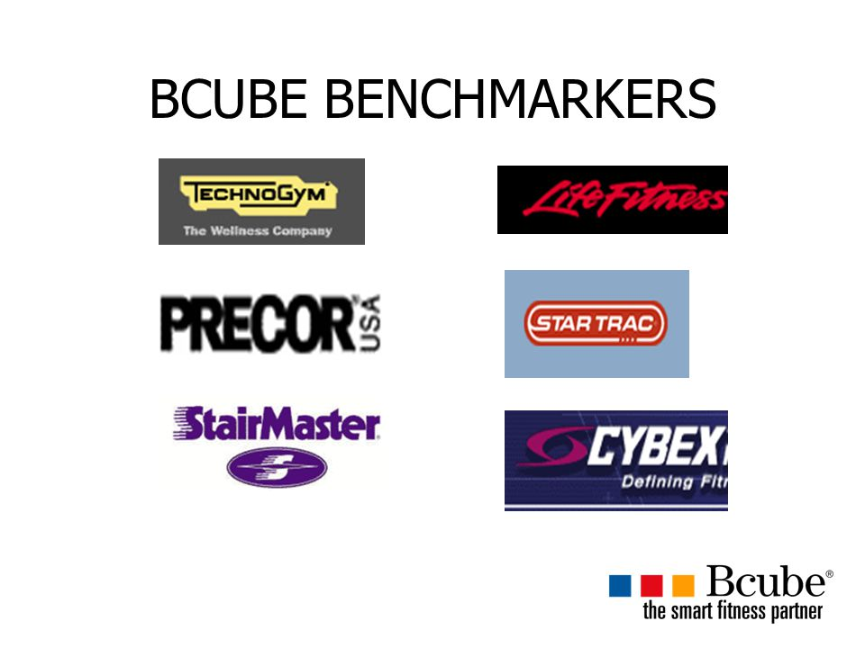 BCUBE BENCHMARKERS