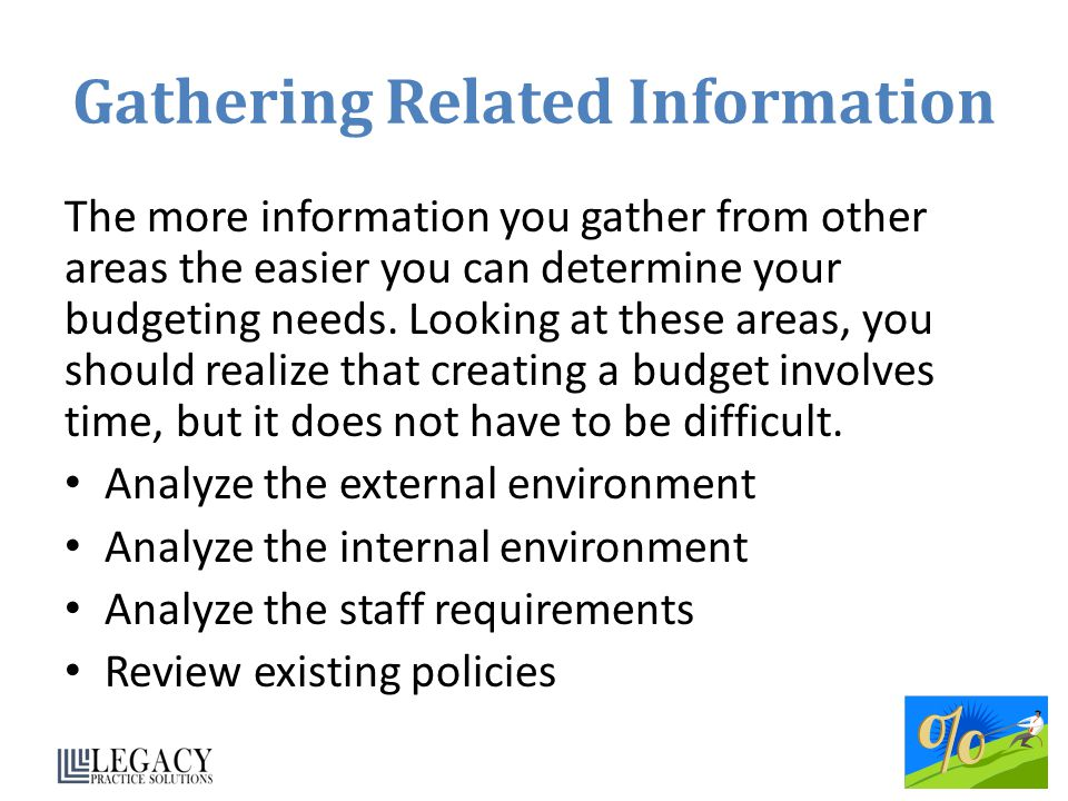 Gathering Related Information