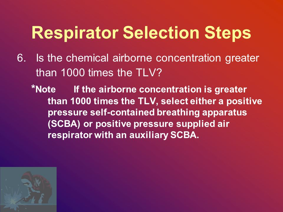 Respirator Selection Steps