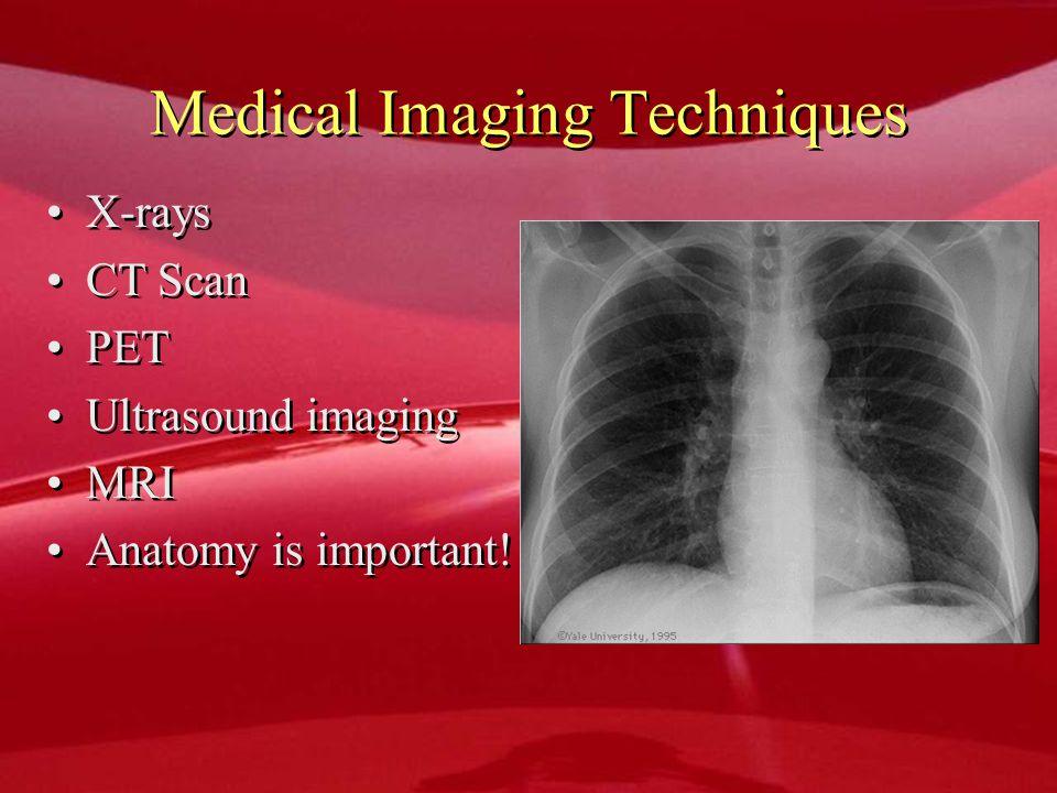 Medical Imaging Techniques