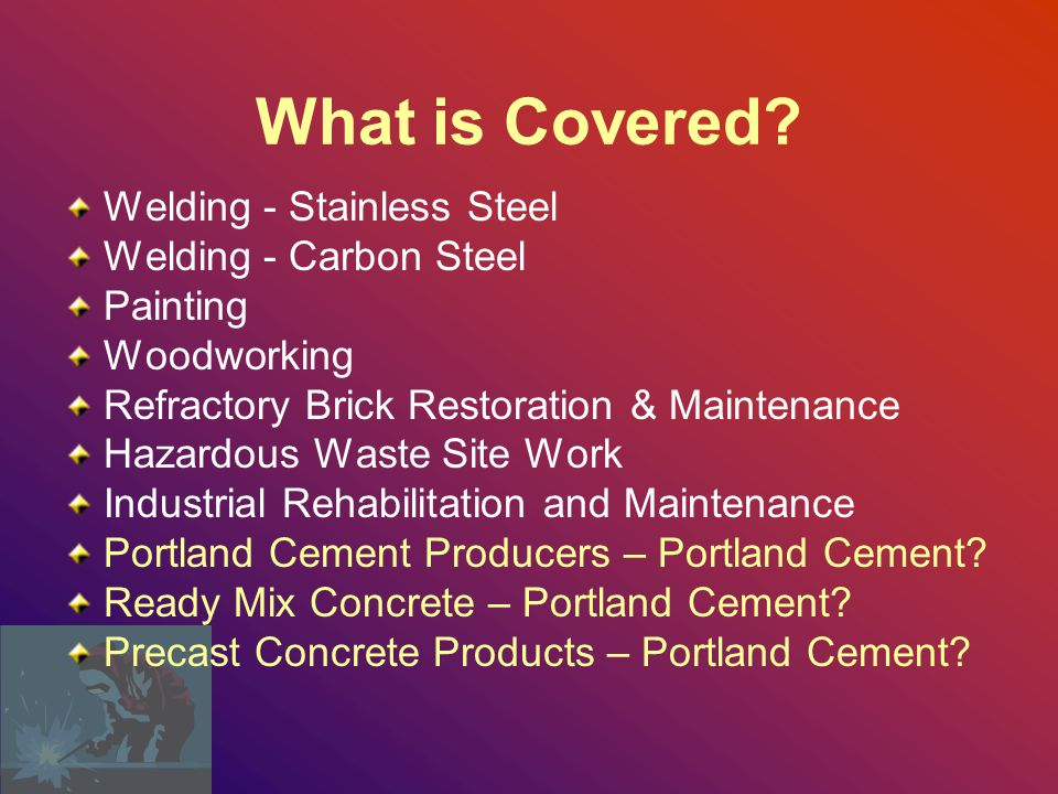 What is Covered Welding - Stainless Steel Welding - Carbon Steel