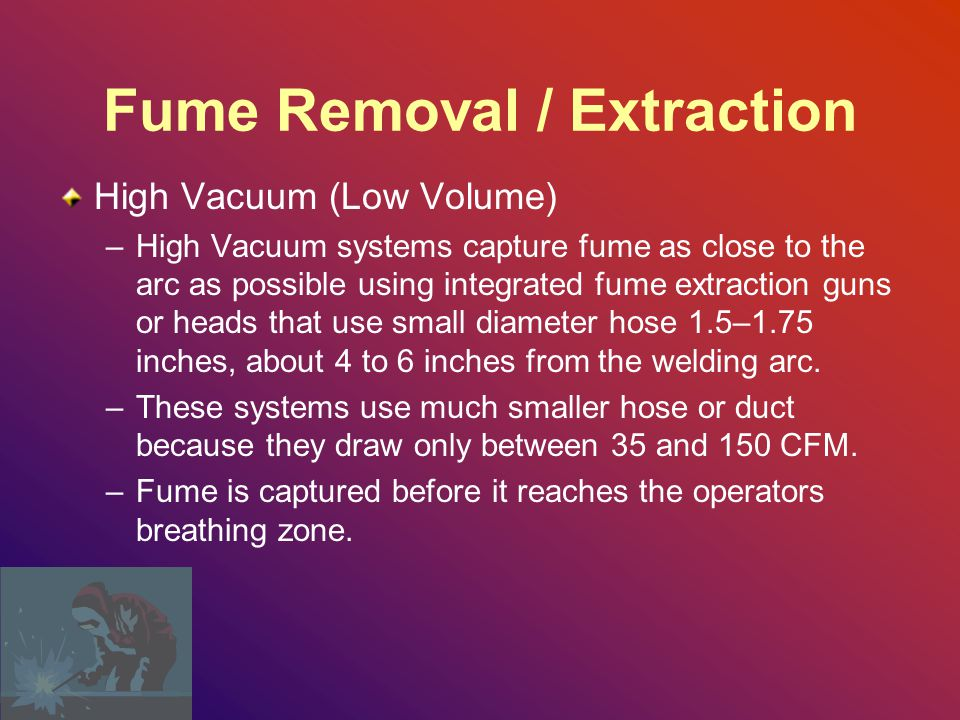 Fume Removal / Extraction