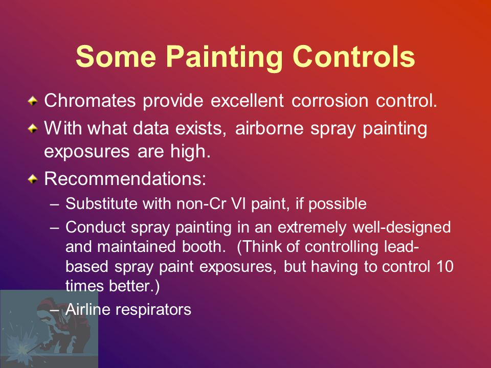Some Painting Controls