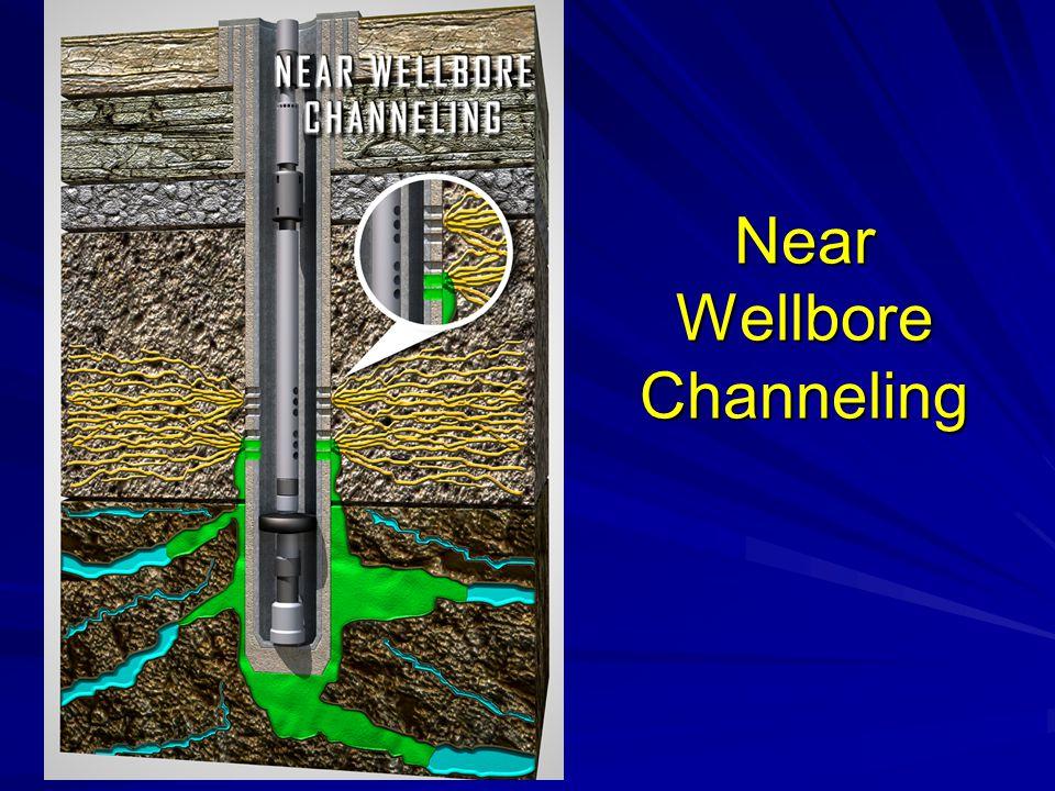 Near Wellbore Channeling