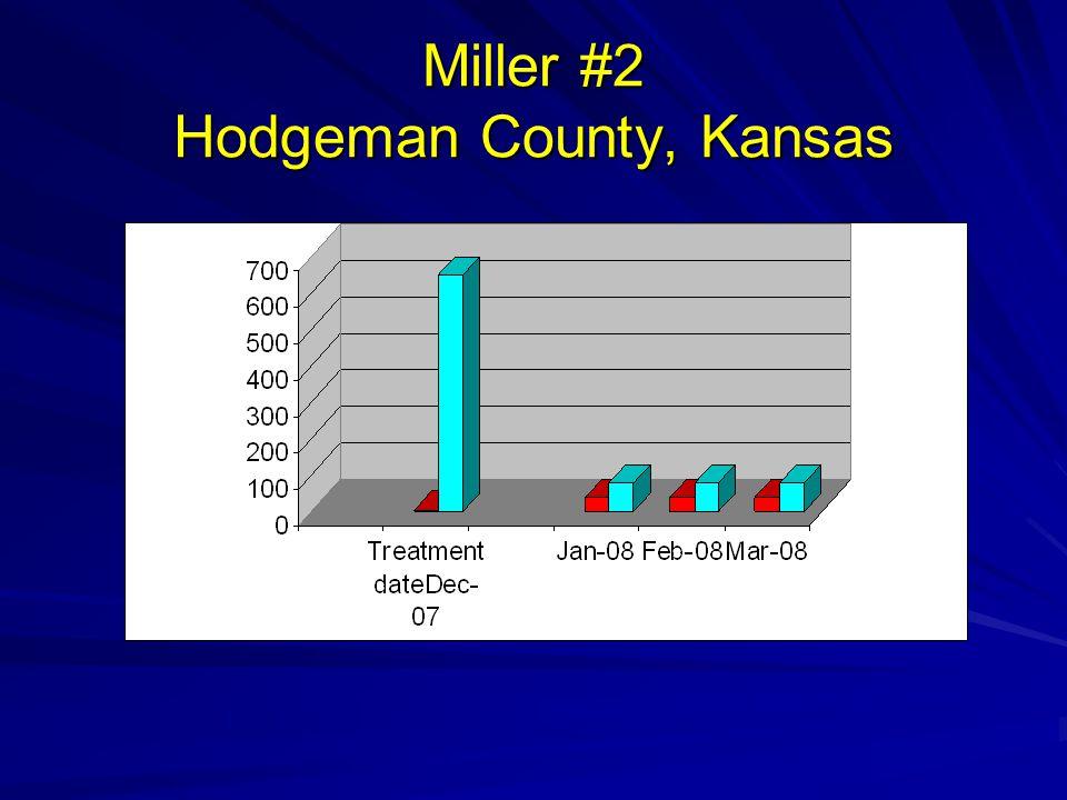 Miller #2 Hodgeman County, Kansas