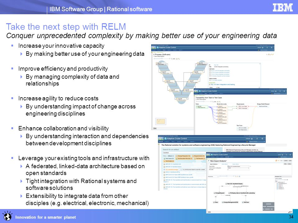 Take the next step with RELM Conquer unprecedented complexity by making better use of your engineering data