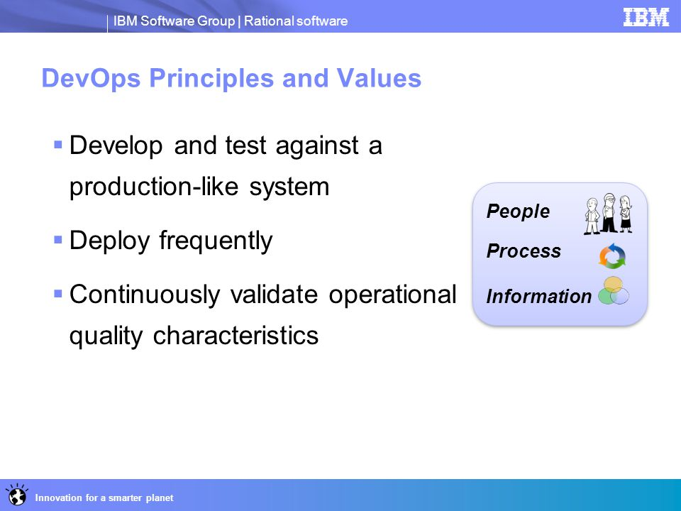 DevOps Principles and Values