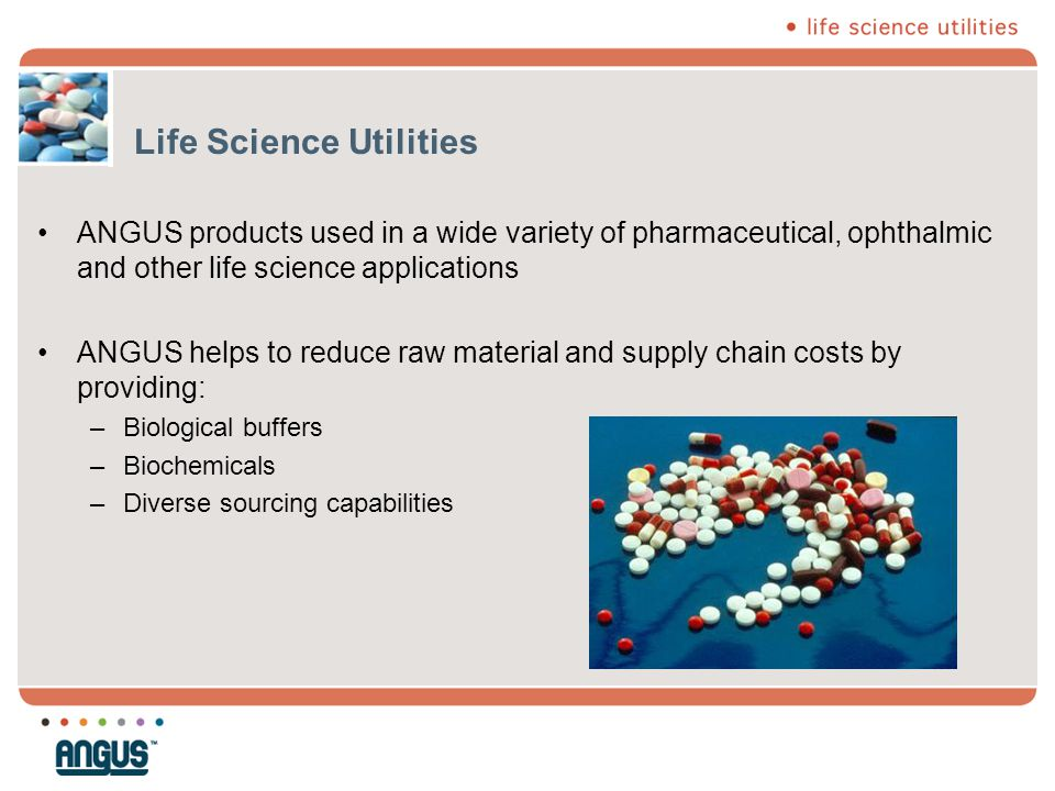 Life Science Utilities