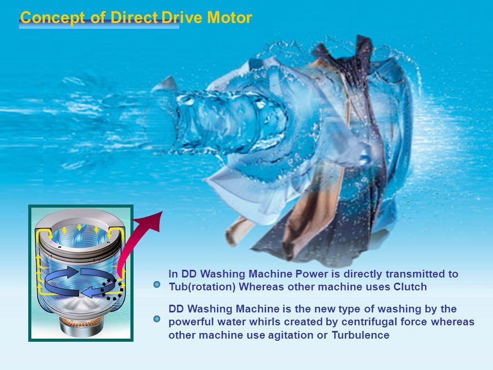 Concept of Direct Drive Motor