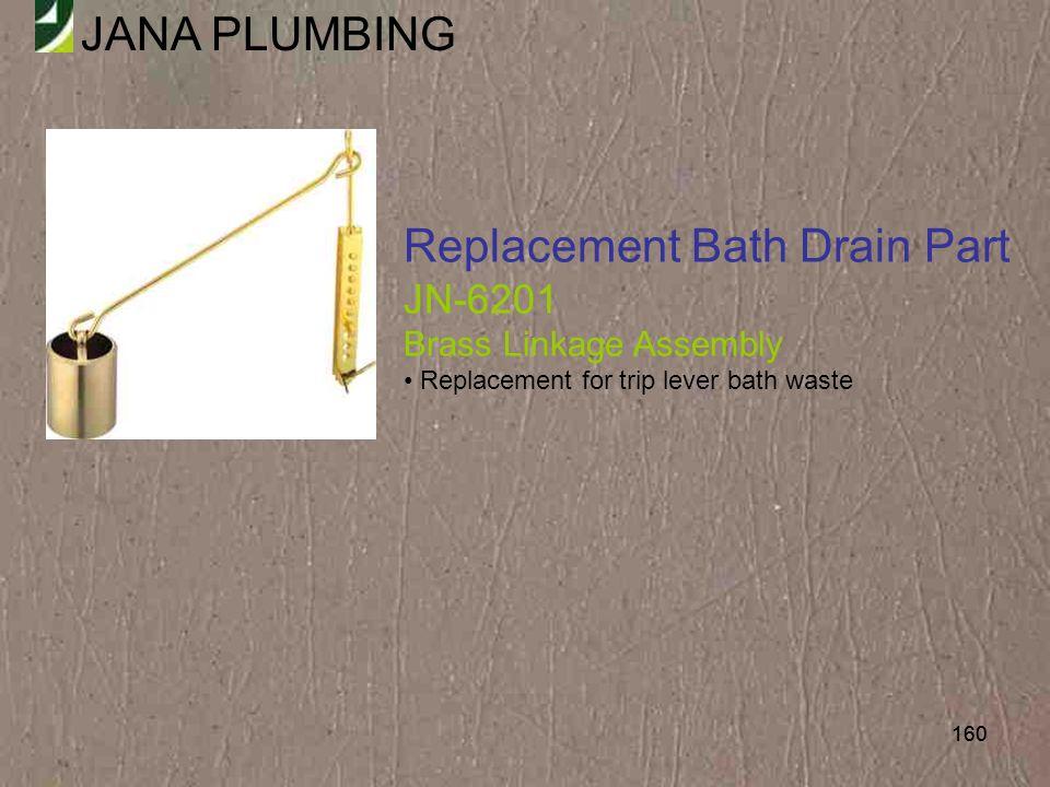Replacement Bath Drain Part