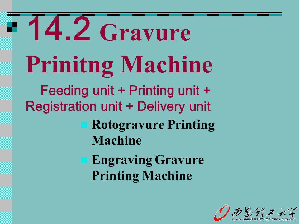 14.2 Gravure Prinitng Machine