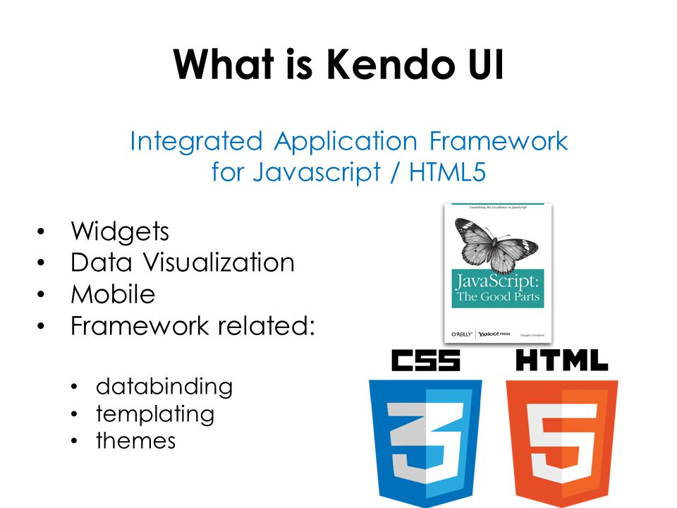 Integrated Application Framework