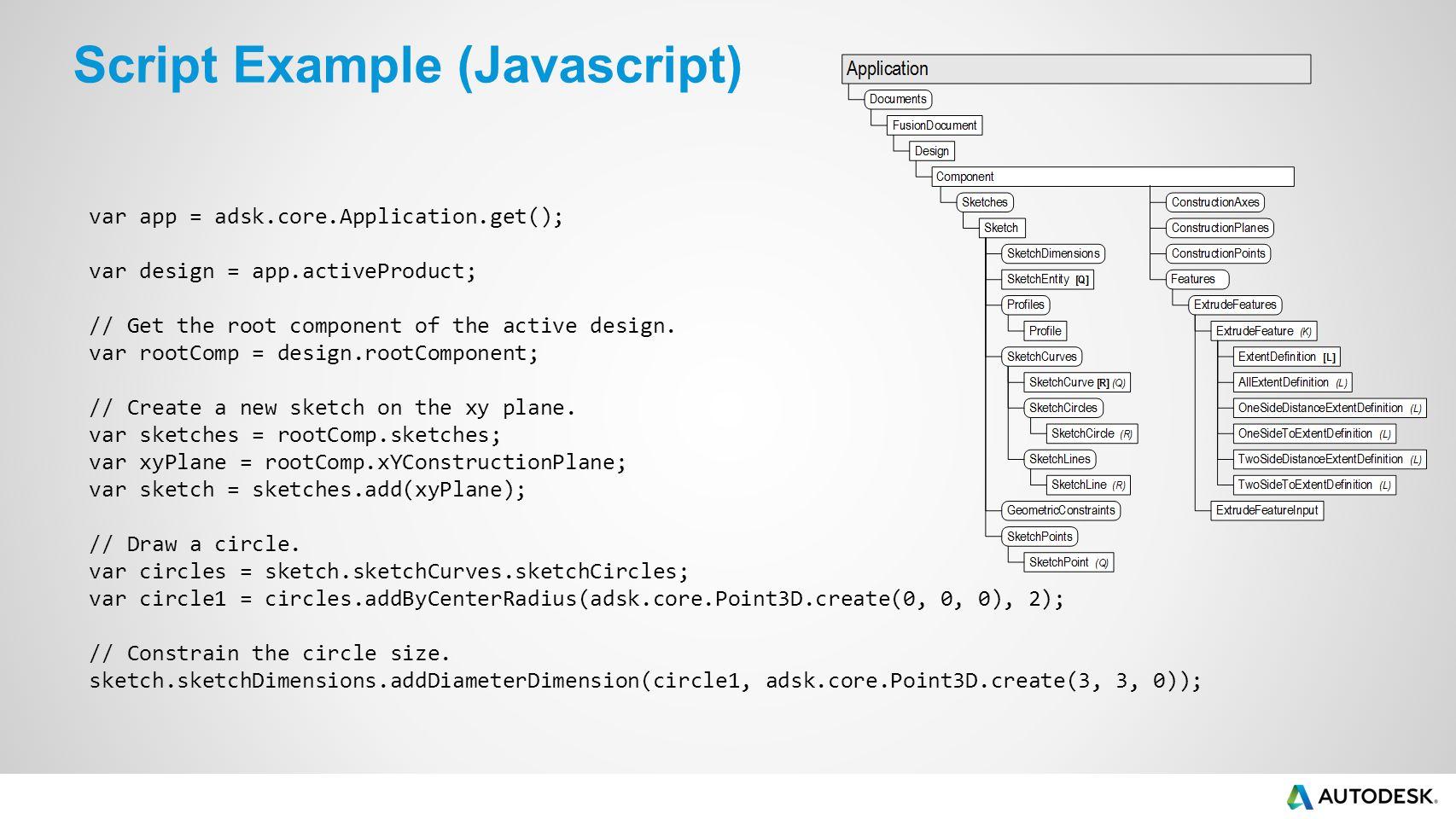 Script Example (Javascript)