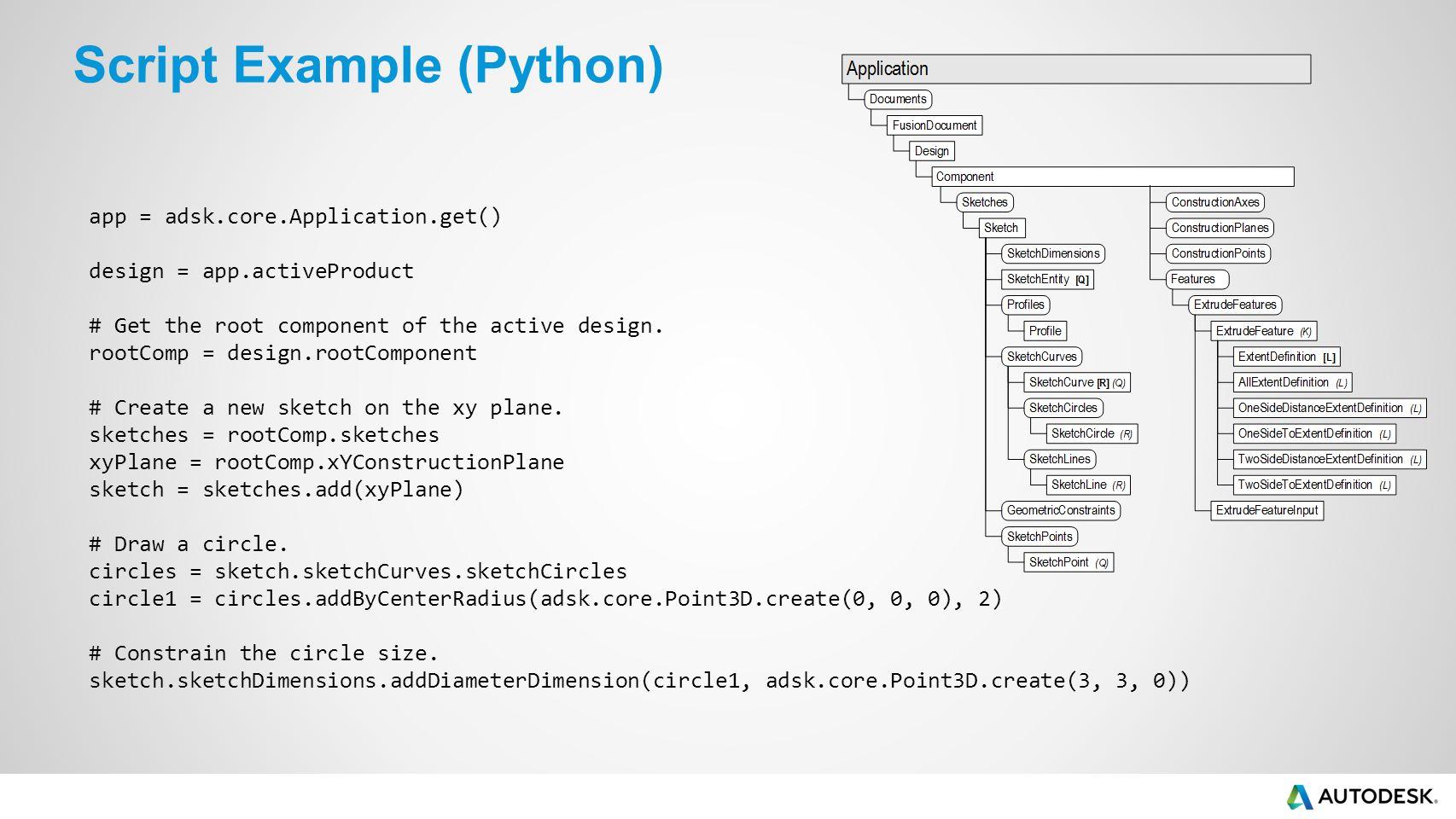 Script Example (Python)