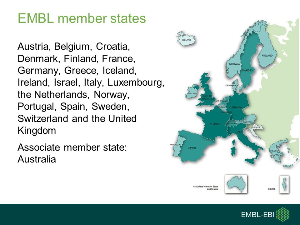 EMBL member states