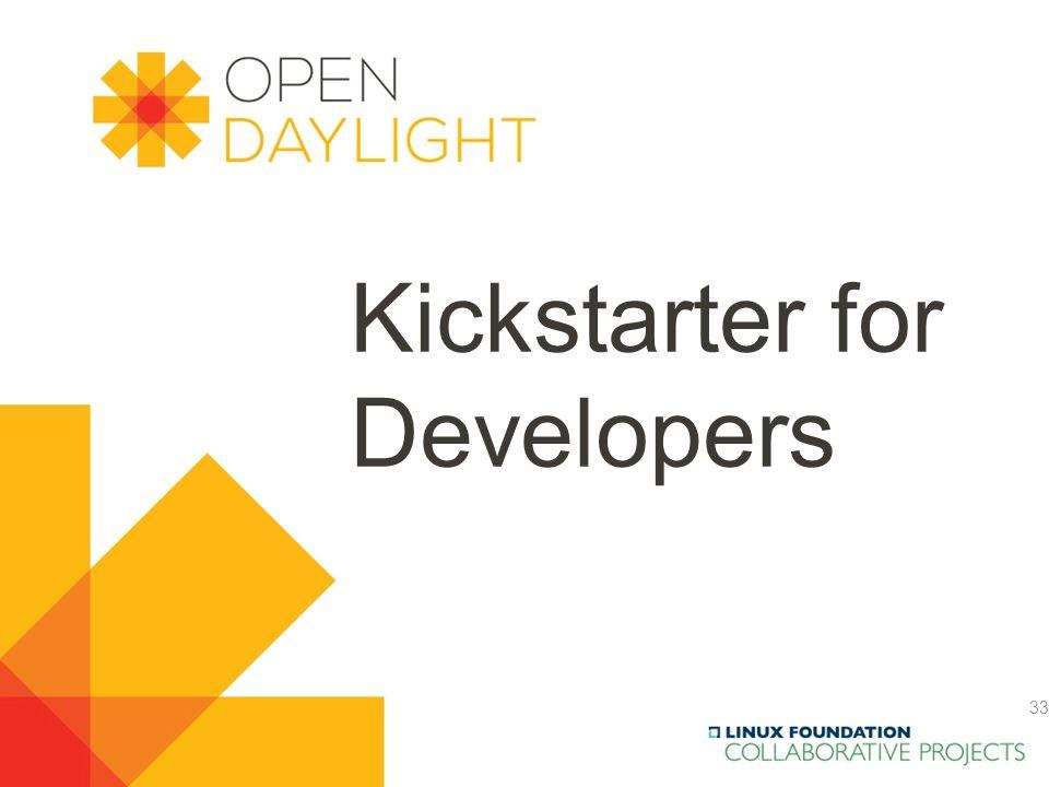 Kickstarter for Developers