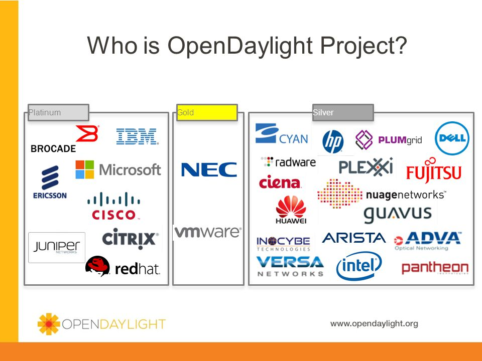 Who is OpenDaylight Project
