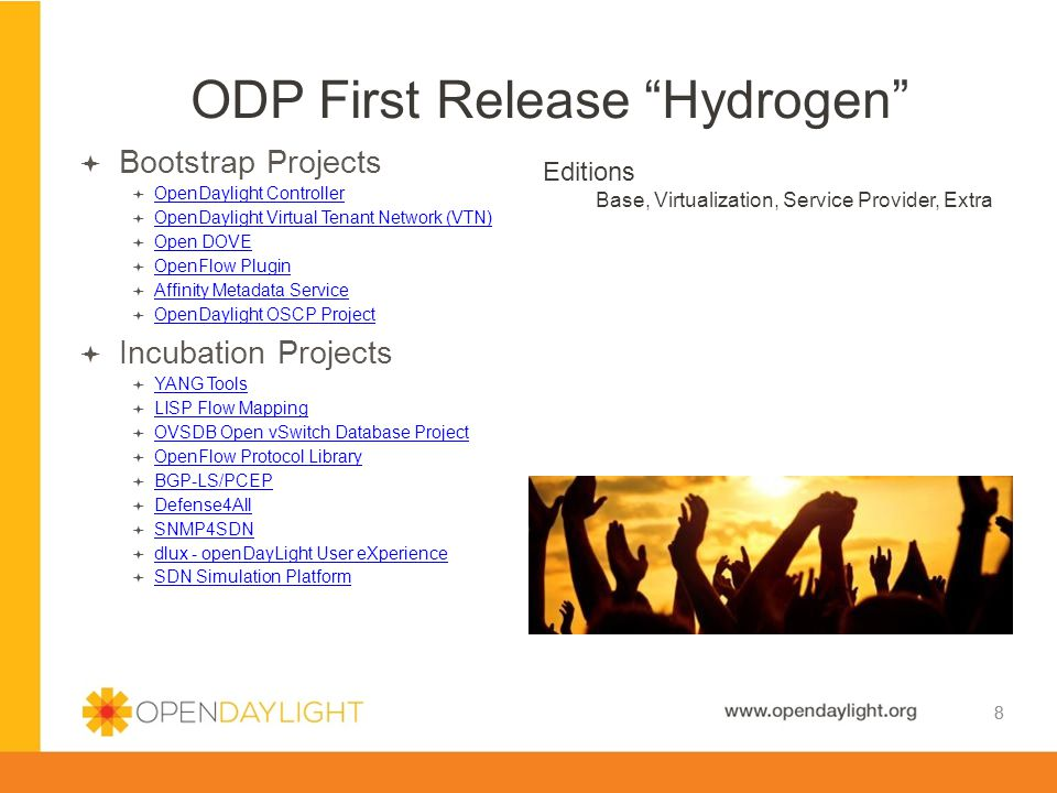 ODP First Release Hydrogen