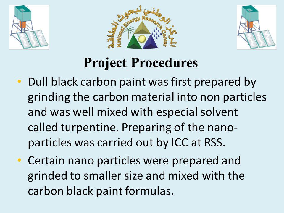Project Procedures