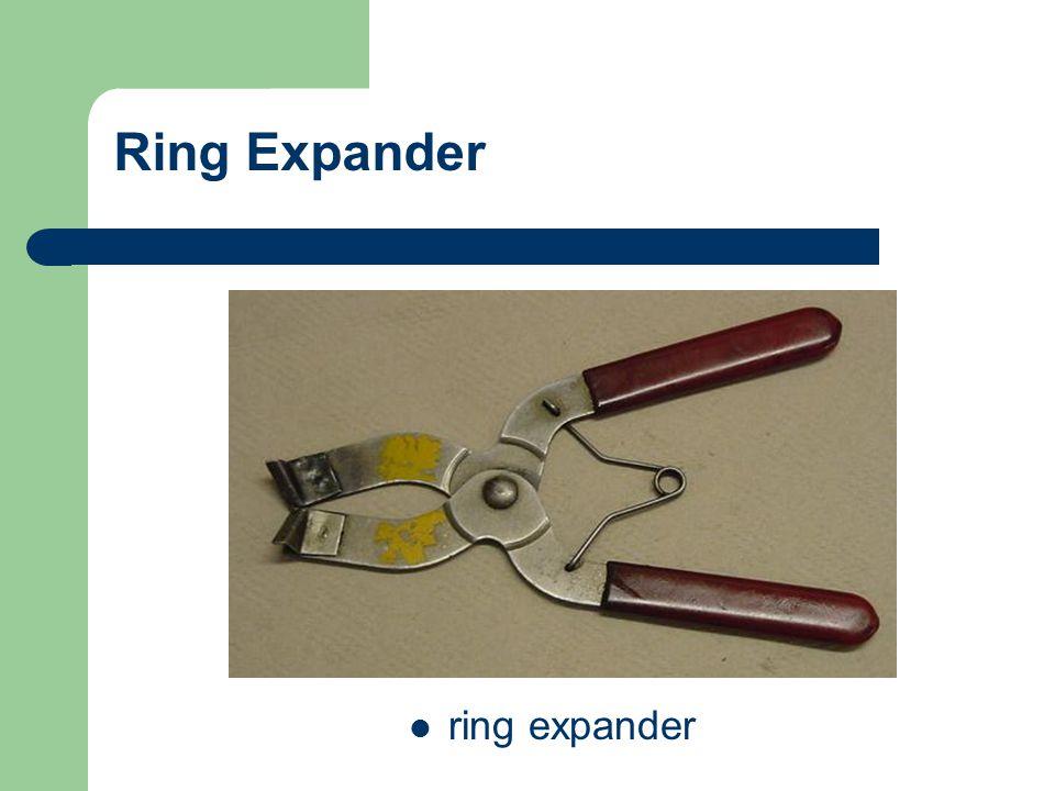 Ring Expander ring expander