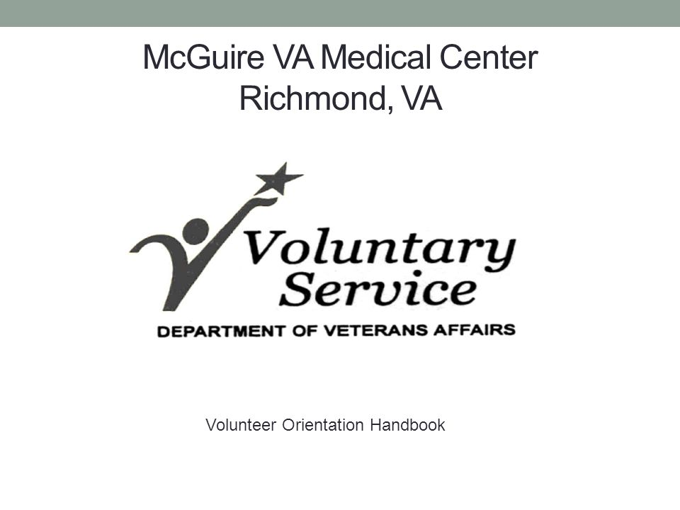 McGuire VA Medical Center Richmond, VA
