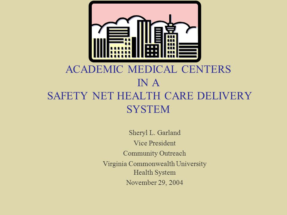 Virginia Commonwealth University Health System